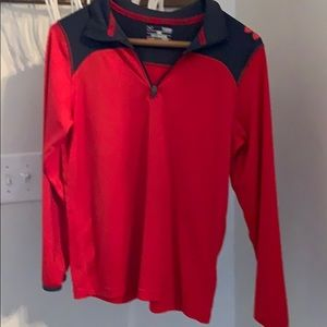 Under armor Pull Over Boys  Youth Large
